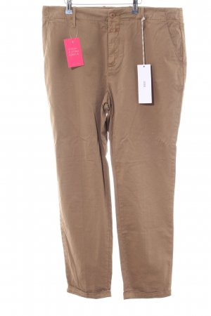 Closed Chinos brown casual look