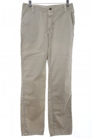 Closed Chinohose hellbeige Casual-Look