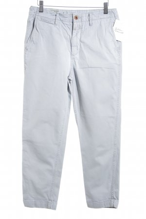 Closed Chinohose hellgrau Casual-Look