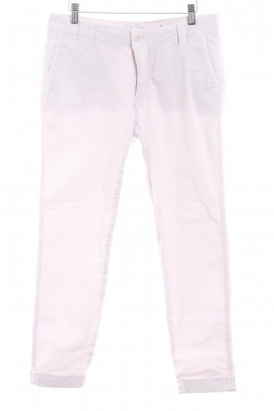 Closed Chinos light pink casual look