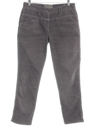 Closed Pantalón de pana marrón claro estilo clásico