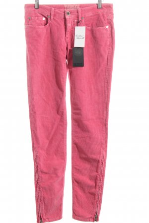 "Closed Cordhose ""Kate"" pink"