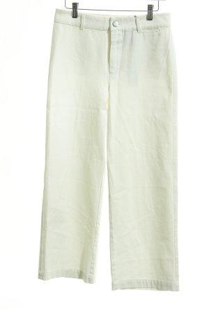 Closed Pantalone culotte bianco sporco stile casual