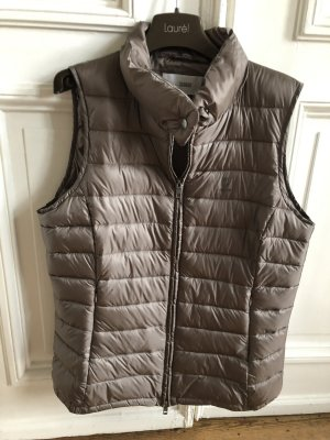 Closed Down Vest khaki-green grey