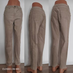 Closed Stretch Jeans cream