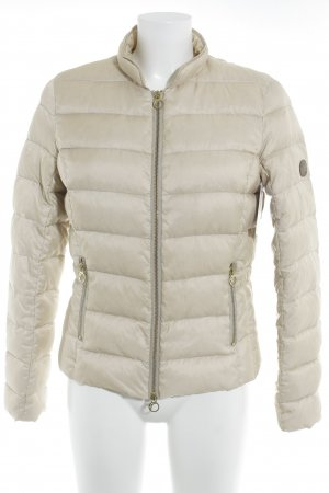 Closed Daunenjacke beige Steppmuster Casual-Look