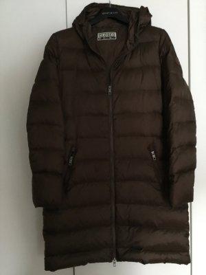 Closed Abrigo de plumón marrón