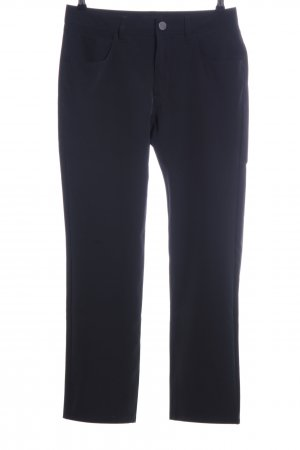 Closed Five-Pocket Trousers black business style
