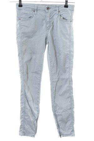 Closed Pantalon cinq poches gris clair style décontracté