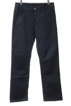 Closed Pantalone cinque tasche blu scuro stile casual
