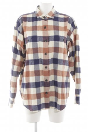 Closed Flannel Shirt blue-red casual look