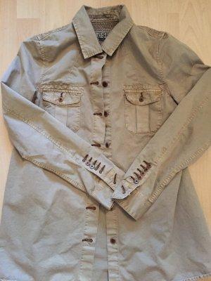 CLOSED Hemd - Beige - Größe 34 - NEU!