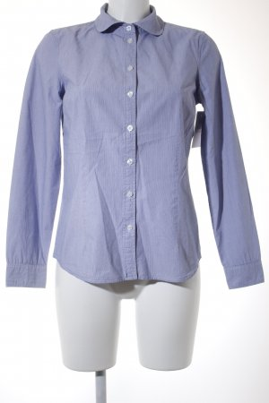 Closed Hemd-Bluse himmelblau Business-Look