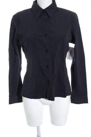 Closed Blusa-camisa negro look casual