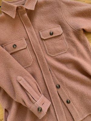 Closed Lumberjack Shirt light pink new wool