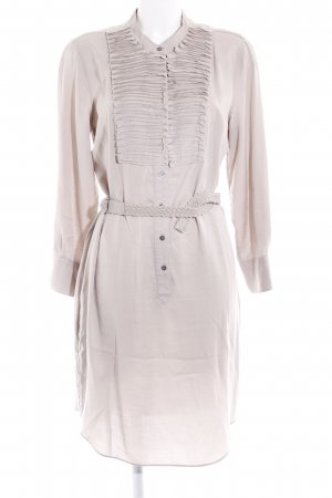 Closed Shirtwaist dress beige casual look