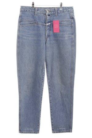 Closed High Waist Jeans blau Jeans-Optik