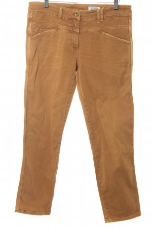 Closed High Waist Jeans camel Casual-Look