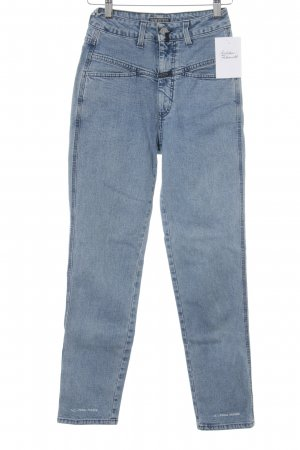 Closed High Waist Jeans himmelblau Vintage-Look
