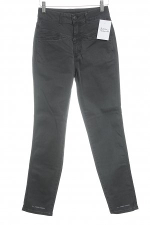 "Closed High Waist Jeans ""Pedal Pusher"" anthracite"