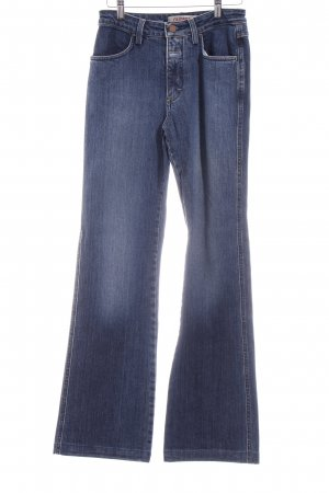 Closed High Waist Jeans steel blue classic style