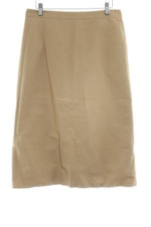 Closed High Waist Skirt cream business style
