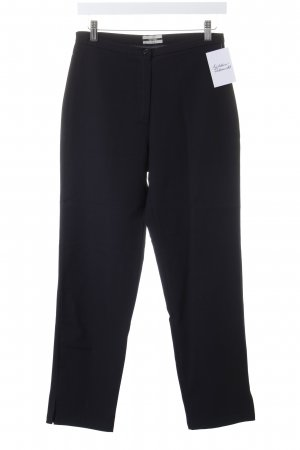 Closed Low-Rise Trousers black business style