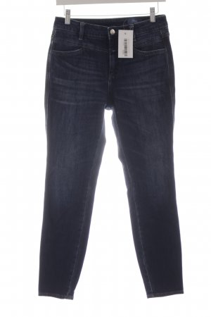 Closed Low Rise jeans donkerblauw Jeans-look