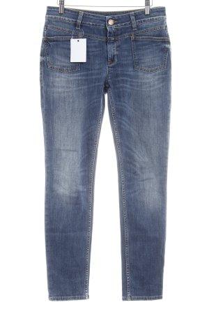 Closed Hüftjeans kornblumenblau Jeans-Optik