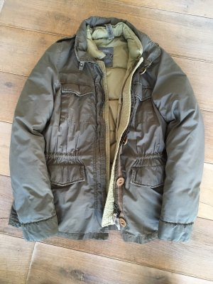 Closed Double Jacket multicolored