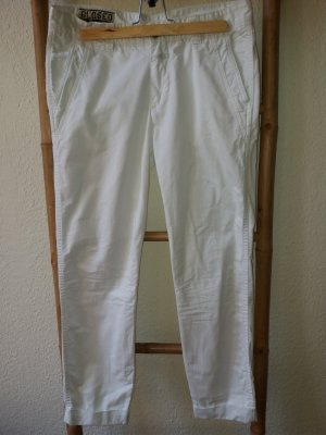 Closed Low Rise Jeans white