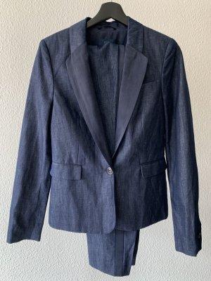 Closed Ladies' Suit dark blue