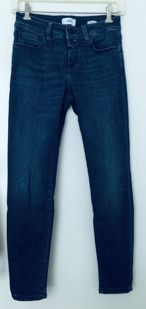 Closed Slim jeans blauw