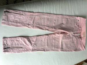 Closed Jeans de moto rosé-vieux rose coton