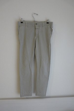 Closed Jeans Chino Hose M 38 40 *NEU* hellgrau Fashion Blogger cool lässig chillig