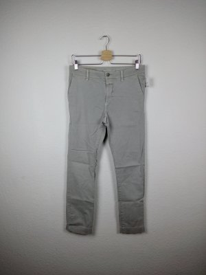 closed jeans chino hose S M -NEU- hellgrau chillig cool fashion blogger