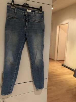 Closed Jeans Cropped Worker