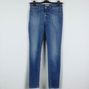 Closed Jeans bleu coton