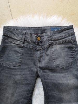Closed Straight Leg Jeans dark grey
