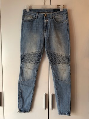 Closed Biker jeans veelkleurig