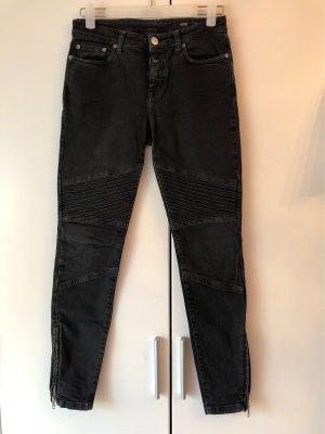 Closed Biker jeans veelkleurig
