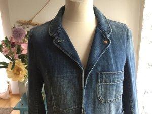 Closed Jeans Jacke blau Größe M