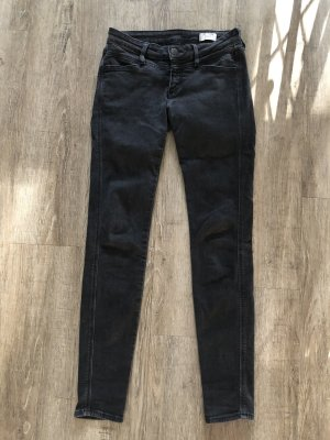 Closed Jeans Modell Pedal Star Skinny Fit Gr. 26 Np 169€ grau