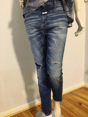 Closed High Waist Jeans multicolored