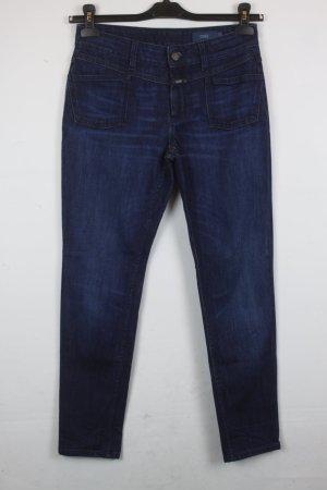 Closed Jeans Slim Fit Gr. 27 denim blue