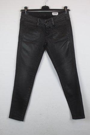 Closed Jeans Slim Fit Gr. 28 grey denim Glanzoptik