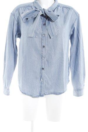 Closed Denim Shirt azure casual look