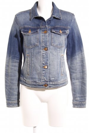 Closed Jeansjacke blau Casual-Look