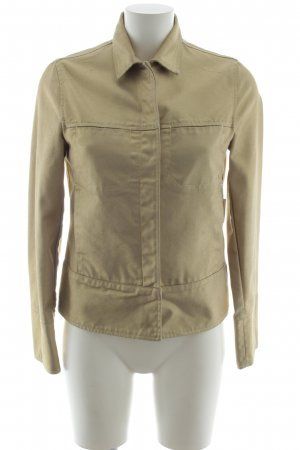 Closed Jeansjacke goldfarben Casual-Look