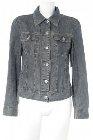 Closed Jeansjacke graublau-stahlblau Casual-Look